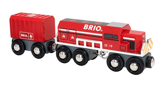 BRIO(ブリオ)2019年 BRIO限定トレイン
