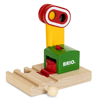 BRIO(ブリオ)マグネット式シグナル
