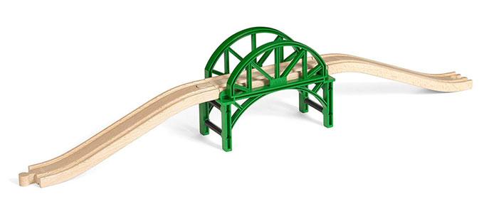 BRIO(ブリオ)スタッキングブリッジ