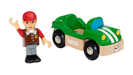 BRIO(ブリオ)スポーツカー
