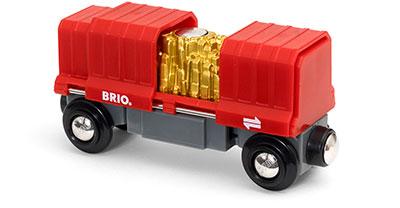 BRIO(ブリオ)ゴールドカーゴトレイン