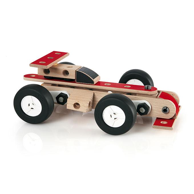BRIO(ブリオ)ビルダー レースカー