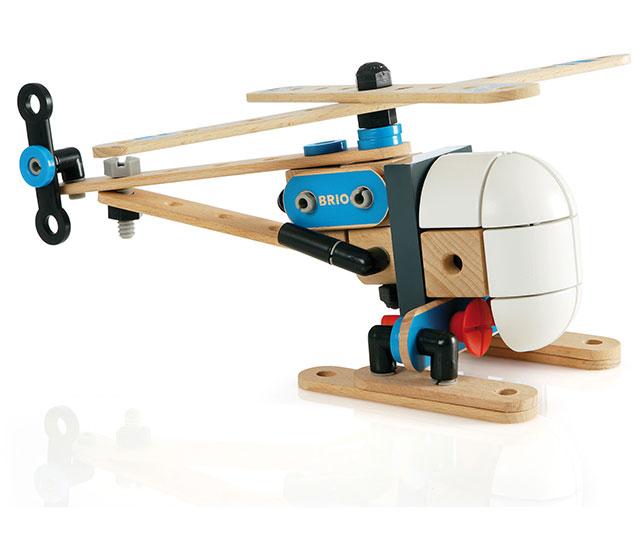 BRIO(ブリオ)ビルダー ヘリコプター