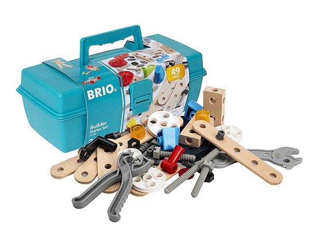 BRIO(ブリオ)ビルダースターターセット