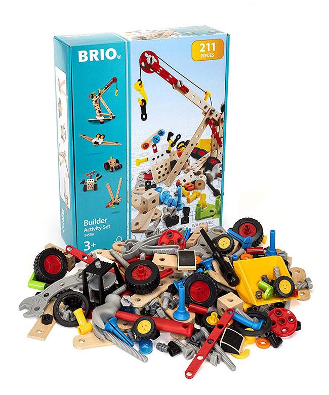 BRIO(ブリオ)ビルダー アクティビティセット