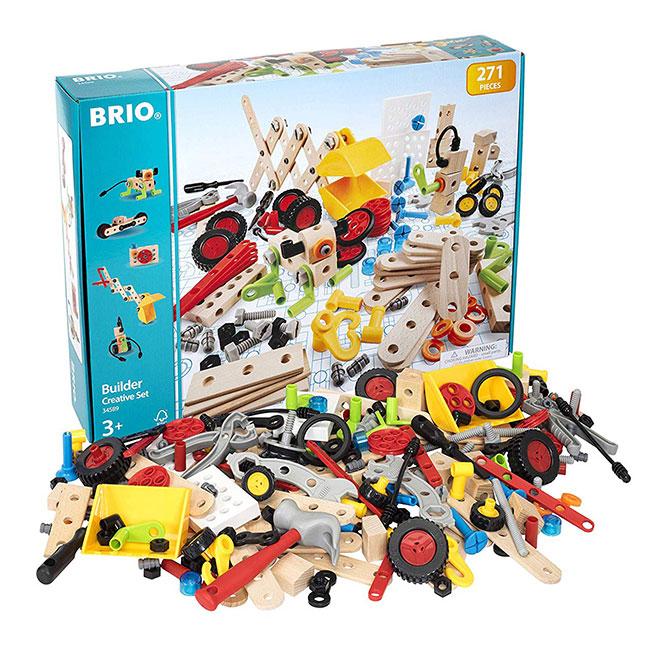 BRIO(ブリオ)ビルダー クリエイティブセット