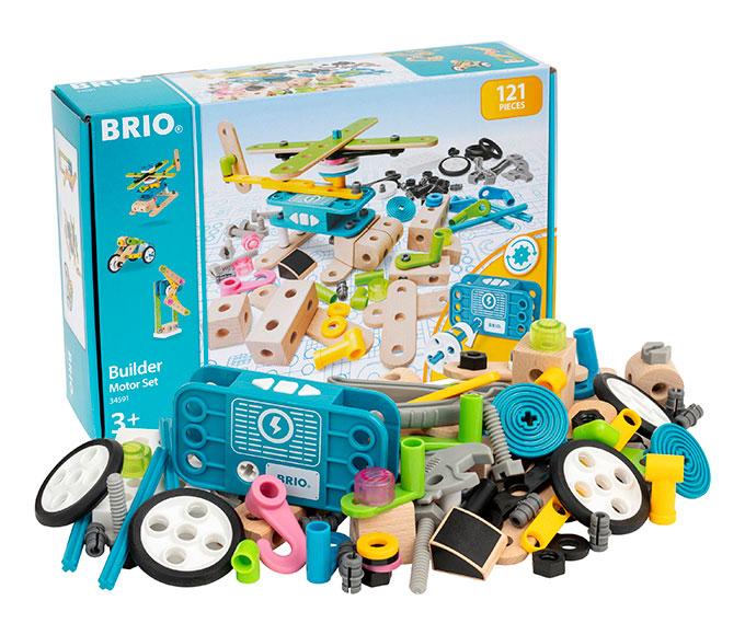 BRIO(ブリオ)ビルダー モーターセット