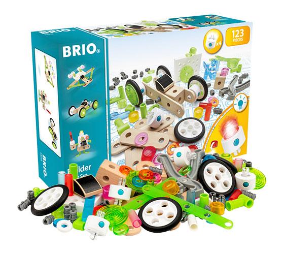 BRIO(ブリオ)ビルダー ライト付セット