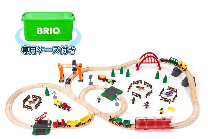 BRIO(ブリオ)2019年クリスマス限定レールセット