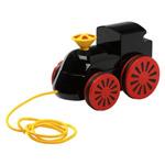 BRIO(ブリオ) 木製蒸気機関車(黒)