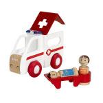 BRIO(ブリオ) ライト&サウンド 救急車