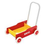 BRIO(ブリオ) 手押し車(赤)