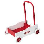 BRIO(ブリオ) 手押し車(白)