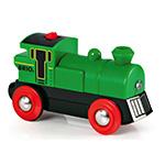 BRIO(ブリオ) バッテリーパワー機関車