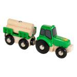 BRIO(ブリオ) トラクターと荷物