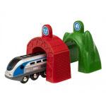 BRIO(ブリオ) アクショントンネル電動機関車