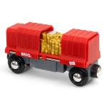 BRIO(ブリオ) ゴールドカーゴトレイン