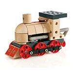 BRIO(ブリオ) ビルダー 蒸気機関車