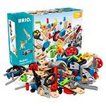 BRIO(ブリオ) ビルダー工事セット