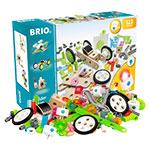 BRIO(ブリオ) ビルダー ライト付セット