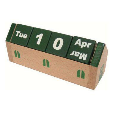 ディンギーころころカレンダー 緑