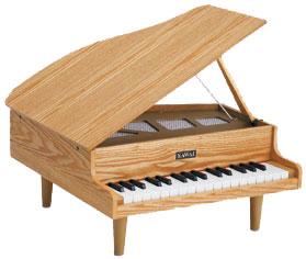 河合楽器(カワイ)グランドピアノ(木目)