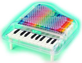 河合楽器(カワイ)ピアノ(クリアー)