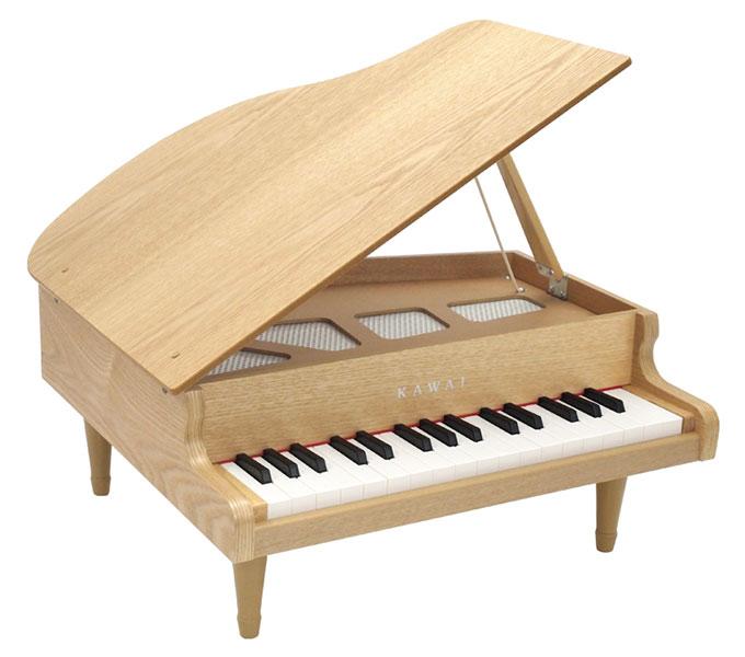河合楽器(カワイ)グランドピアノ ナチュラル