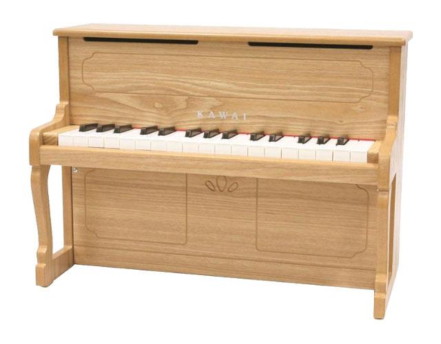 河合楽器(カワイ)アップライトピアノ ナチュラル