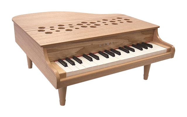 河合楽器(カワイ)ミニピアノP-32 ナチュラル