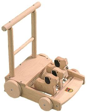 河合楽器(カワイ)手押し車