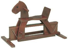 河合楽器(カワイ)スイング式木馬