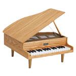 河合楽器(カワイ) グランドピアノ(木目)