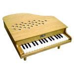河合楽器(カワイ) ミニピアノP-32(木目)