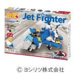 LaQ(ラキュー) ハマクロンコンストラクター ジェットファイター