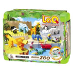 LaQ(ラキュー) イマジナルシリーズ 動物園セット