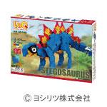 LaQ(ラキュー) ダイナソーワールド ステゴサウルス