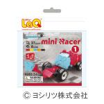 LaQ(ラキュー) ハマクロンコンストラクター ミニレーサー1