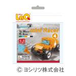 LaQ(ラキュー) ハマクロンコンストラクター ミニレーサー4