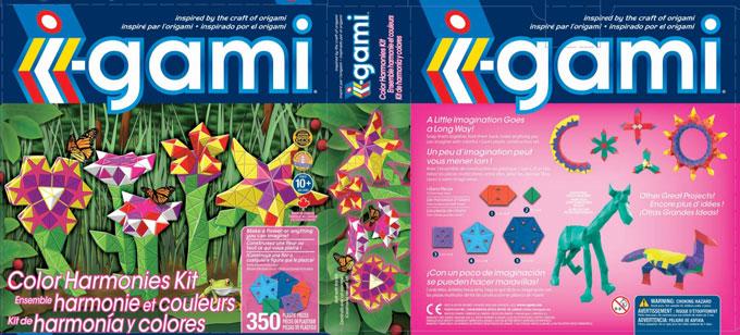 i-gami(アイガミ)中級セット(フラワー)