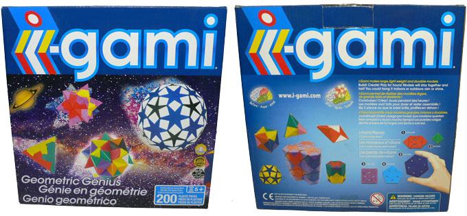 i-gami(アイガミ)ジオジニアス