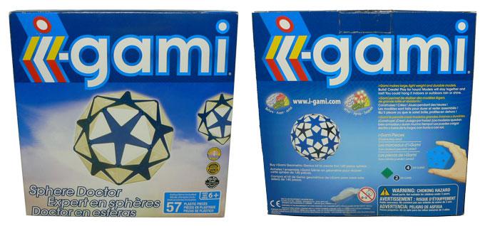 i-gami(アイガミ)お試しキット(スフィア)