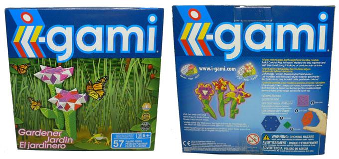 i-gami(アイガミ)お試しキット(お花)