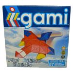 i-gami(アイガミ) お試しキット(ジェット機)
