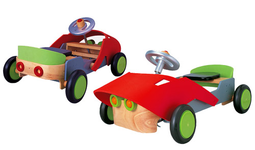 PLANTOYS(プラントイ)スポーツカー