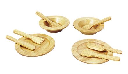 PLANTOYS(プラントイ)食器セット