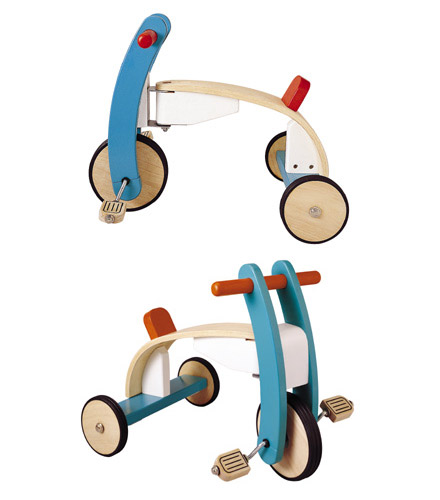 PLANTOYS(プラントイ)三輪車