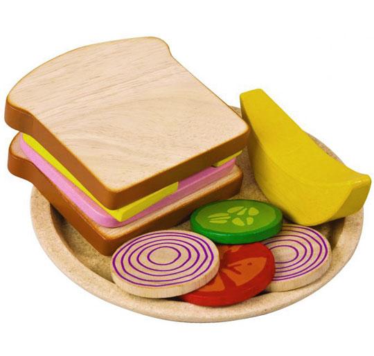 PLANTOYS(プラントイ)サンドイッチセット