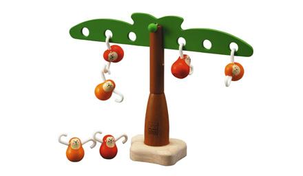 PLANTOYS(プラントイ)おさるのバランスゲーム