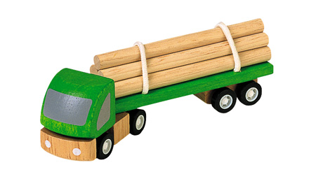 PLANTOYS(プラントイ)木材運搬車